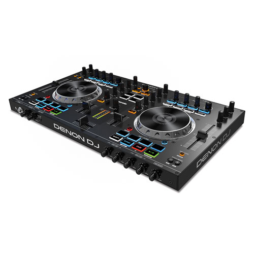 Denon MC4000 Professional 2 Channel DJ Controller
