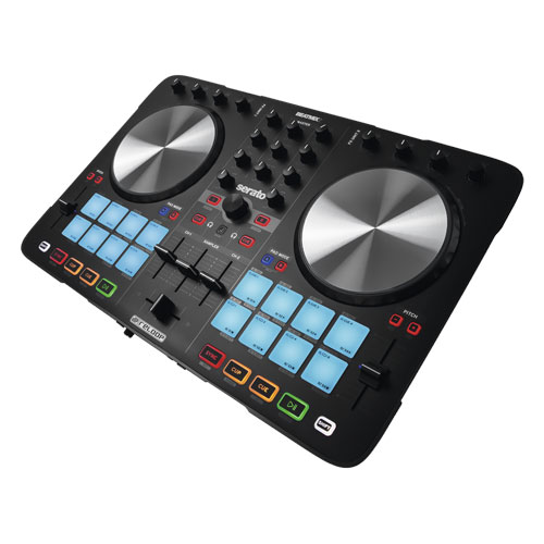 Reloop Beatmix 2 MK2 USB DJ Controller with Serato Intro Software