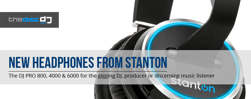 New headphones from Stanton