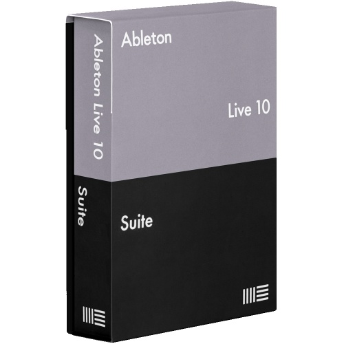 Ableton Live 10 Suite Software (Boxed)