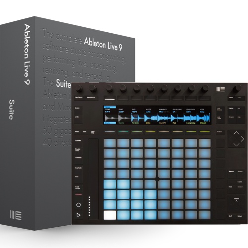 Ableton Push 2 Music Production Controller + Ableton Live Suite (Boxed)