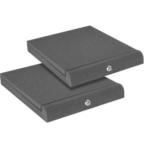 Adam Hall Studio Monitor Isolation Pads Large (Pair)