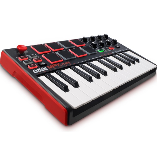 AKAI MPK Mini MKII Performance USB/MIDI Pad & Keyboard Controller