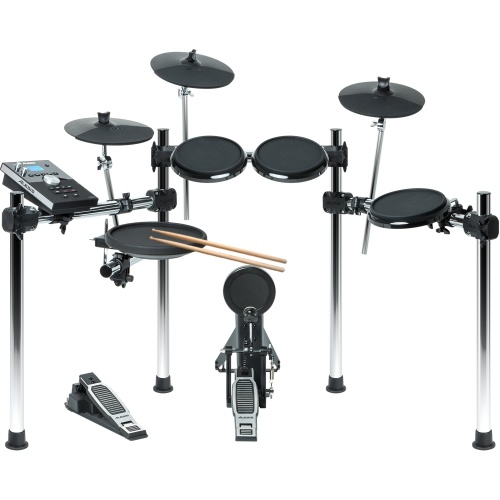 Alesis Forge 8 Piece Electronic Drum Kit, Inc Sticks & Pedals