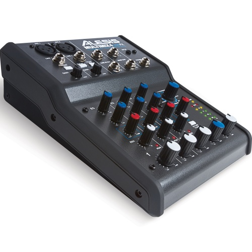 Alesis Multimix 4 USB FX - 4 Channel USB Mixer