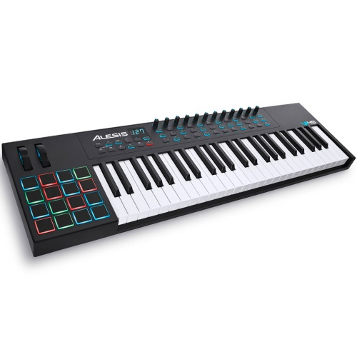 Alesis VI49 Advanced USB MIDI Keyboard