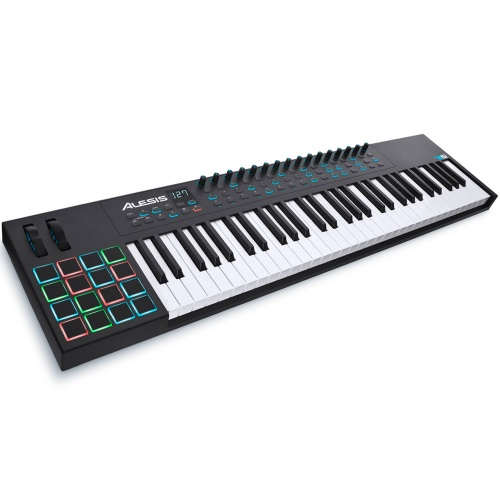 Alesis VI61 Advanced USB MIDI Keyboard