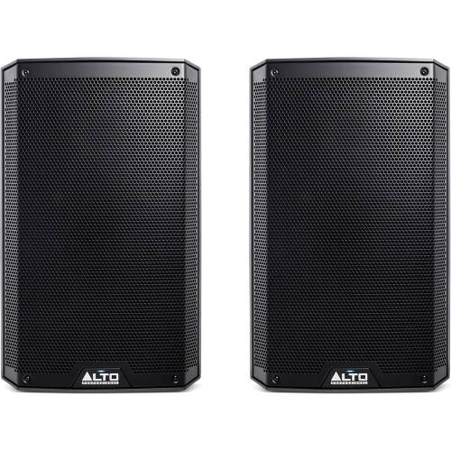 Alto Truesonic 2 Series TS210 10'' Active PA Speakers (Pair)