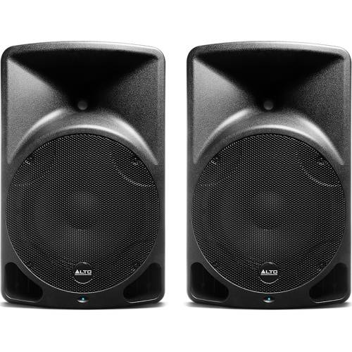 Alto TX12 12'' 300 watt RMS Active PA Speakers (Pair)