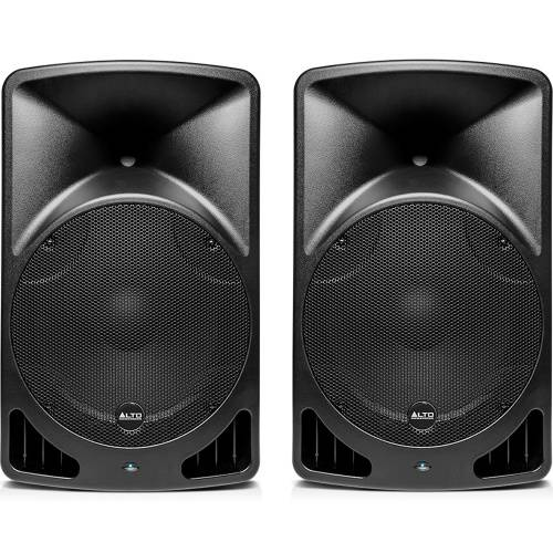 Alto TX15 15'' 300 watt RMS Active PA Speakers (Pair)