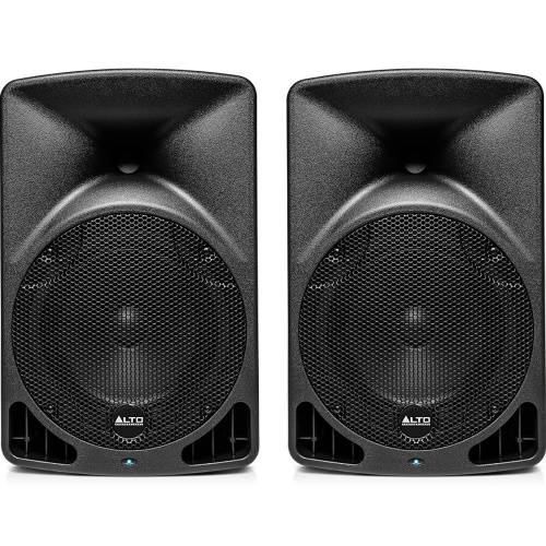 Alto TX8 8'' 140 watt RMS Active PA Speakers (Pair)