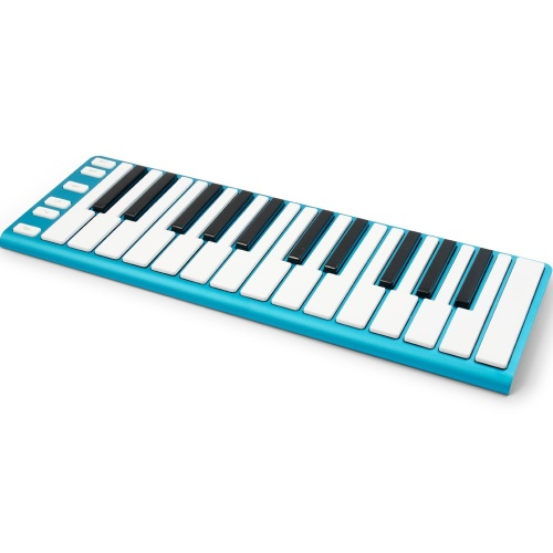 CME X-Key Portable USB MIDI Keyboard Blue