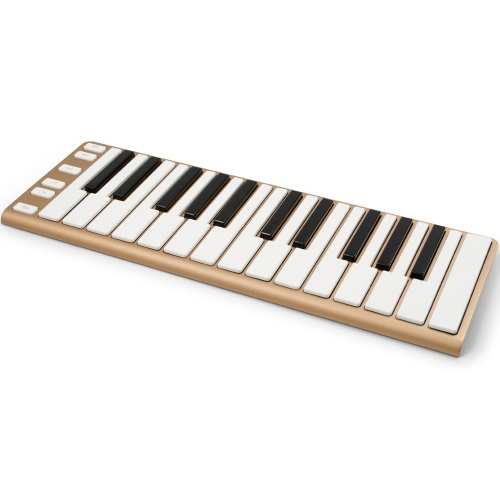 CME X-Key Portable USB MIDI Keyboard Gold