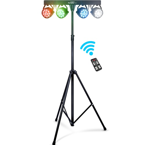 KAM Partybar Eco Portable Lighting System