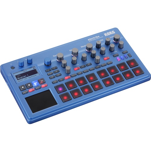 Korg Electribe EMX2 Music Production Station Blue Edition