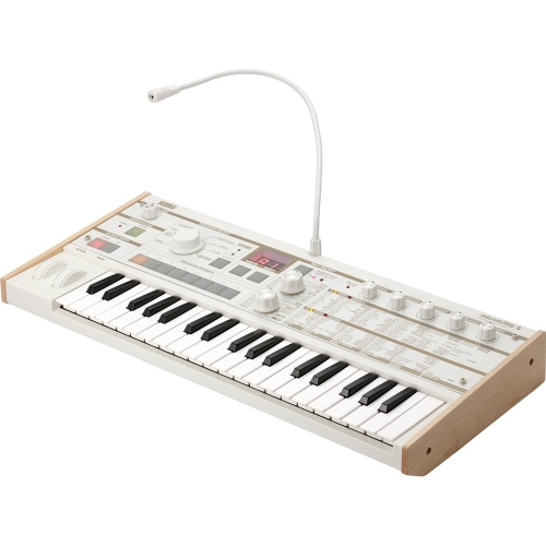 Korg MicroKorg S Analogue Modelling Synthesizer/Vocoder