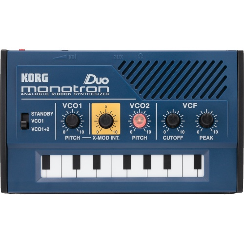 Korg Monotron Duo Analogue Ribbon Synthesiser
