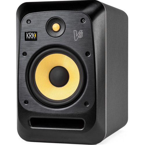 KRK V8-S4 Active Studio Monitor (Single)