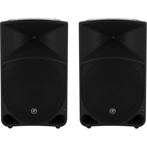 Mackie Thump 15'' Active Portable PA Speakers (Pair)