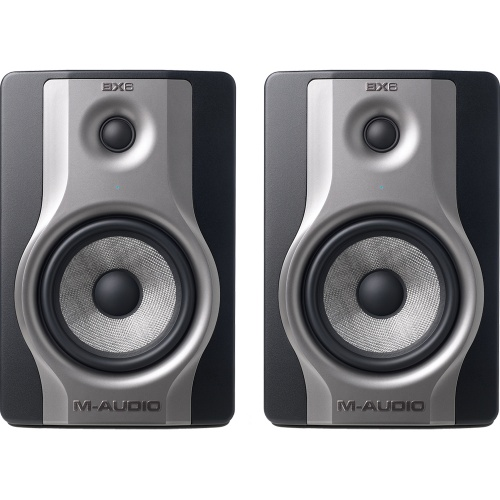 M-Audio BX6 Carbon Active Studio Monitors (Pair)
