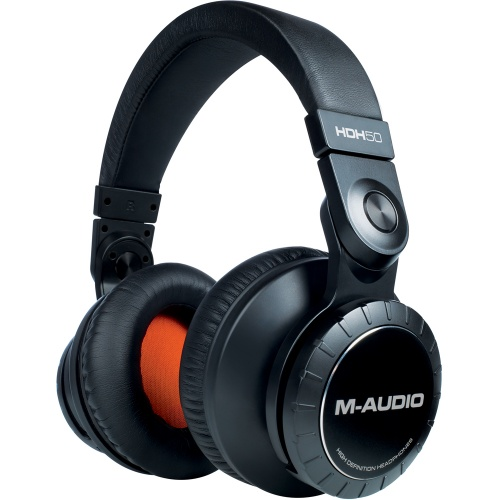 M-Audio HDH50, High Definition Studio Headphones