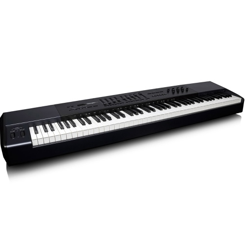 M-Audio Oxygen 88 Graded Hammer-Action USB MIDI Controller Keyboard