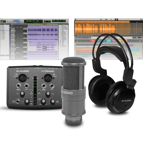 M-Audio Vocal Studio Pro Package featuring Pro Tools Express