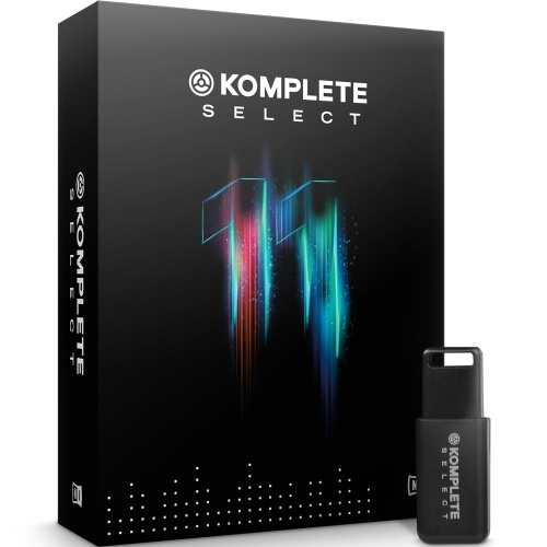 Native Instruments Komplete 11 Select Instruments & Effects Collection