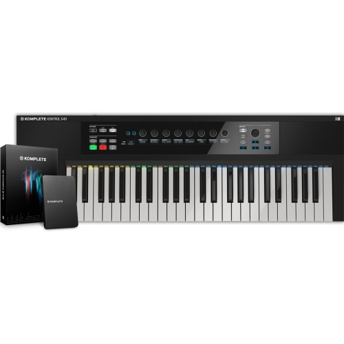 Native Instruments Komplete Kontrol S49 + Komplete 11 Bundle