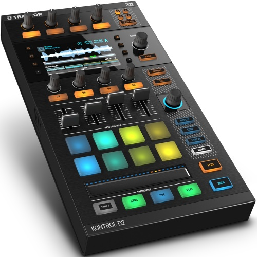 Native Instruments Traktor Kontrol D2 Performance Deck