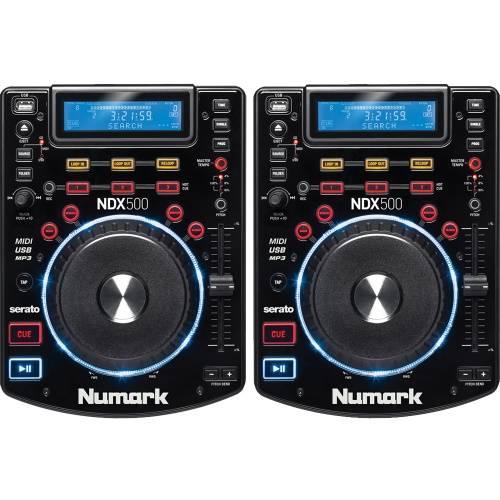 Numark NDX500 Multimedia Player (Pair)