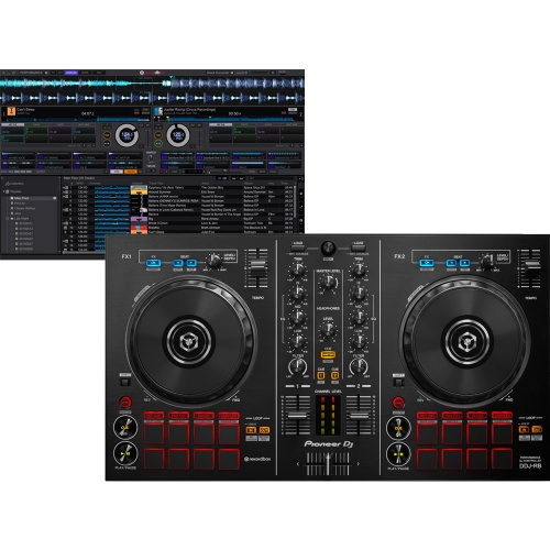 Pioneer DDJ-RB 2 Channel Rekordbox DJ Controller