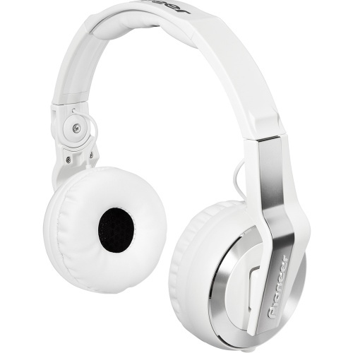 Pioneer HDJ-500-W White DJ Headphones