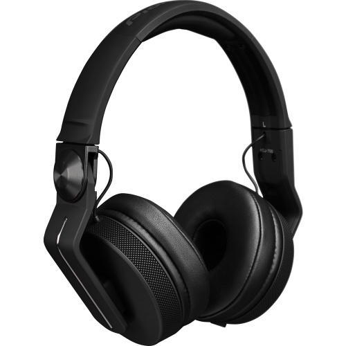 Pioneer HDJ-700-K Black DJ Headphones