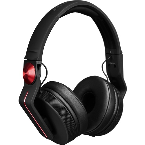 Pioneer HDJ-700-R Red DJ Headphones