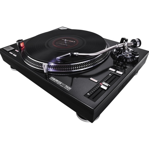 Reloop RP7000 Black Professional DJ Turntable (Single)