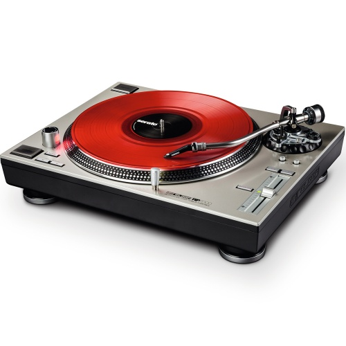 Reloop RP7000 Silver Professional DJ Turntable (Single)