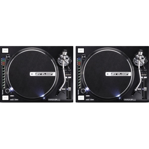 ​Reloop RP8000 Digital DJ Turntable With MIDI Control (Pair)