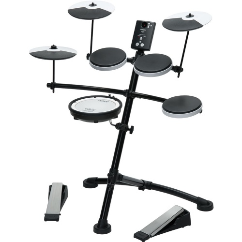 Roland TD-1KV Electronic Drum Kit, V-Drums With Mesh Head Snare Drum