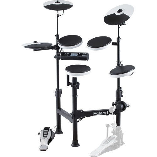 Roland TD-4KP Electronic Drum Kit, V-Drums Portable Fold Up Design