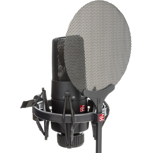 sE Electronics X1 S Large Diaphragm Condenser Microphone Vocal Pack