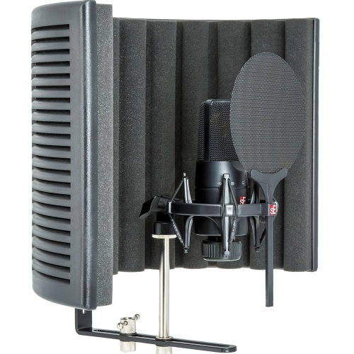 sE Electronics X1 S Large Diaphragm Condenser Microphone Studio Bundle