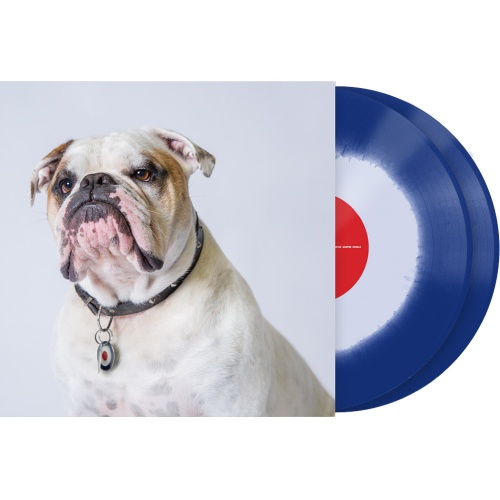 Serato Performance Series Control Vinyl - UK Bulldog Edition (Pair)