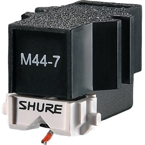 Shure M44-7 Professional DJ Cartridge For Scratch DJ's