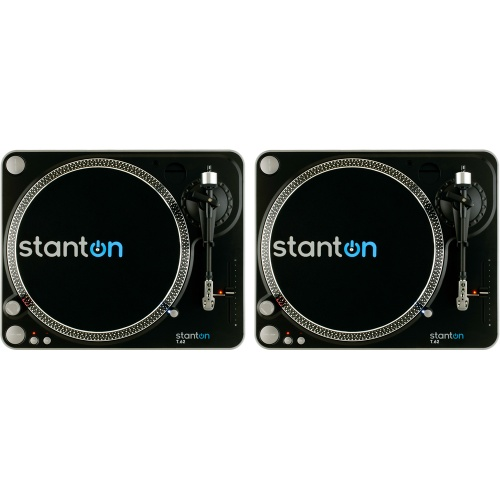 Stanton T.62 Direct Drive Turntable (Pair)