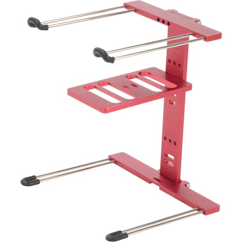 Stanton Uberstand Laptop Stand in Red