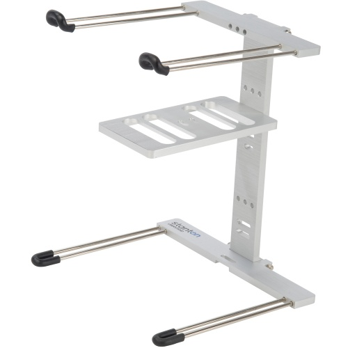 Stanton Uberstand Laptop Stand in Silver