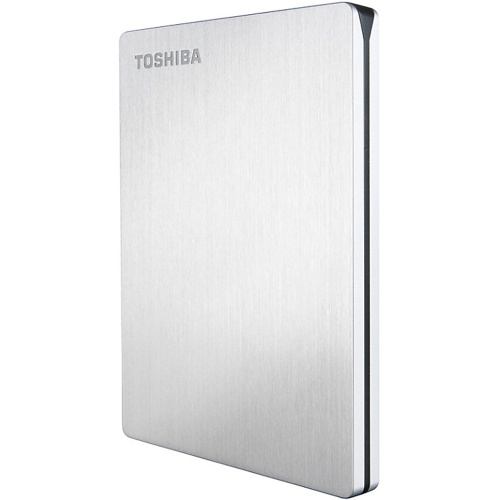 Toshiba Canvio Slim 1TB Hard Drive For Mac