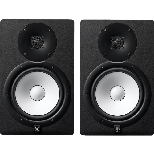 Yamaha HS8 Black Active Studio Monitors (Pair)