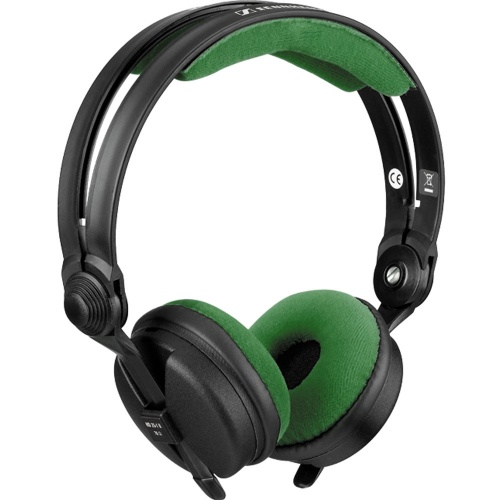 Zomo Cactus Green Velour Replacement Pad Set for Sennheiser HD25